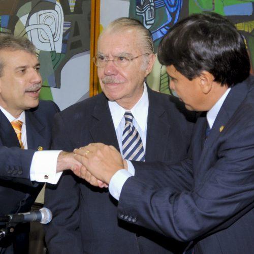 João Vicente Claudino pode ser candidato a senador pelo Pros na chapa com W.Dias, Themístocles e Ciro