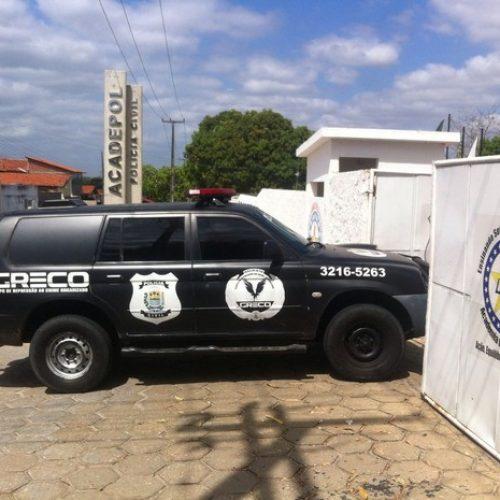 Greco prende quadrilha responsável por explosões de bancos no Piauí e Maranhão