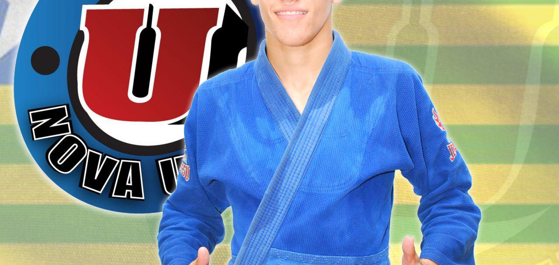 Piauiense participa de Pan-Americano de jiu-jitsu nos EUA