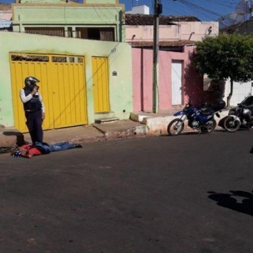 Homem assalta loja em Picos e é capturado por segurança