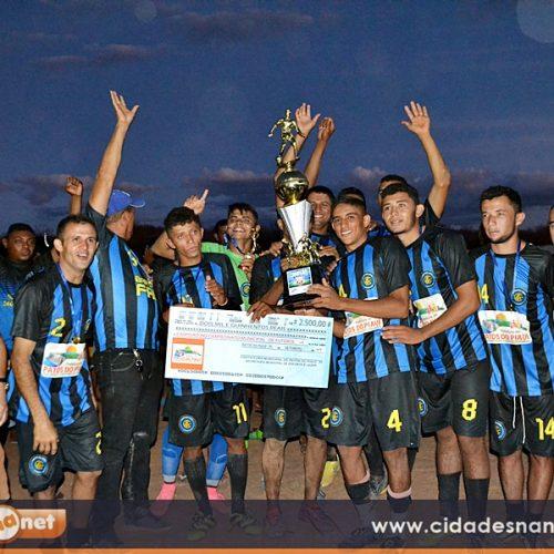 FOTOS | Final do Campeonato Municipal de Futebol de Patos do Piauí