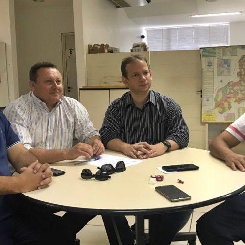Governo vai recuperar rodovias entre Marcolândia, Simões, Caridade e Curral Novo, diz Toninho, após audiência no DER