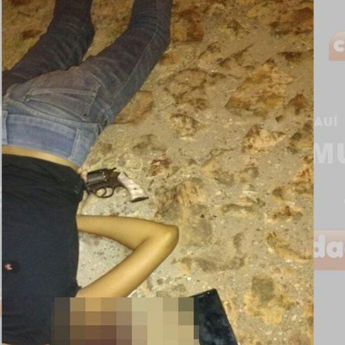 Vítima reage, mata mulher suspeita de assalto e fere comparsa no Piauí