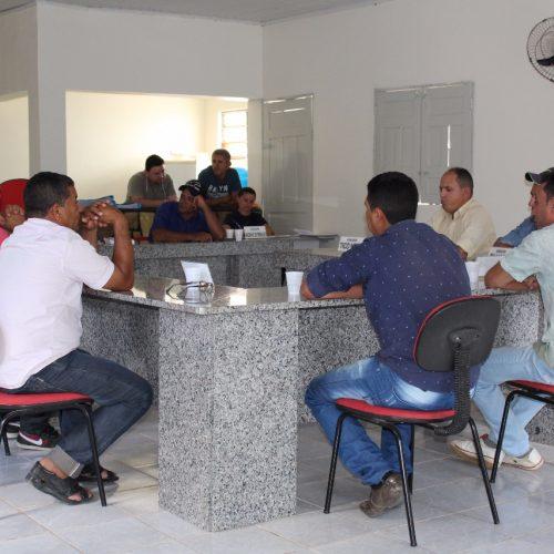 Em Caridade do Piauí, vereadores aprovam projeto denominando rua e elogiam trabalho do prefeito Toninho