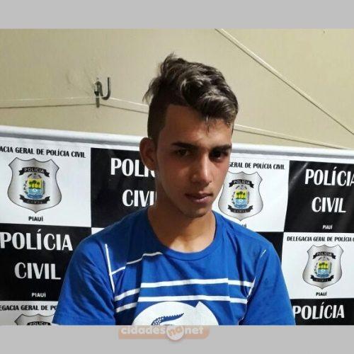 Suspeito de tomar moto de assalto em Jaicós é preso em Picos