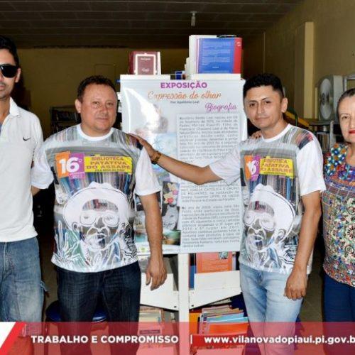 VILA NOVA | Biblioteca Patativa do Assaré celebra 16 anos com evento cultural nesta sexta-feira (29)