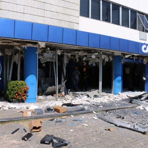 Sindicato contabiliza 13 ataques a bancos no Piauí; polícia já prendeu 84 suspeitos