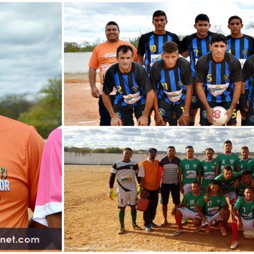 Definidos os times finalistas do Campeonato Municipal de Patos do Piauí