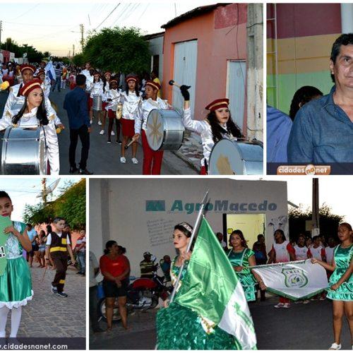 Independência do Brasil é comemorada com grande Desfile Cívico em Padre Marcos