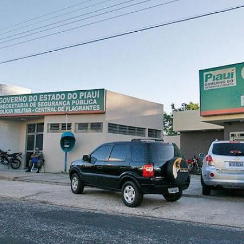 Sinpolpi fecha Central de Flagrantes e delegados suspendem operações no Piauí