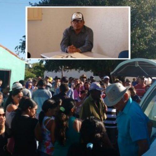 Familiares e amigos prestam últimas homenagens à Clódio Almeida, ex-presidente do STR de Campo Grande do PI