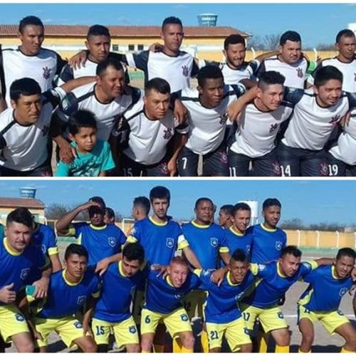 Veja o resultado da terceira rodada do Campeonato Municipal de Belém do Piauí