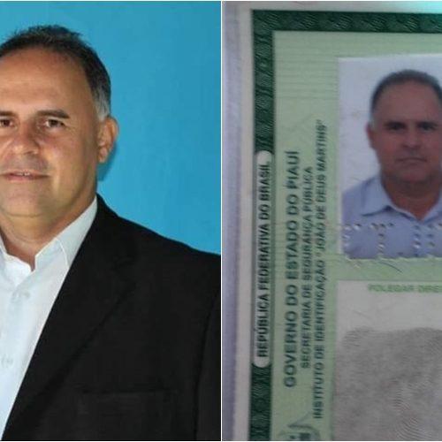 Empresário acusado de latrocínio no Mato Grosso é preso no Piauí