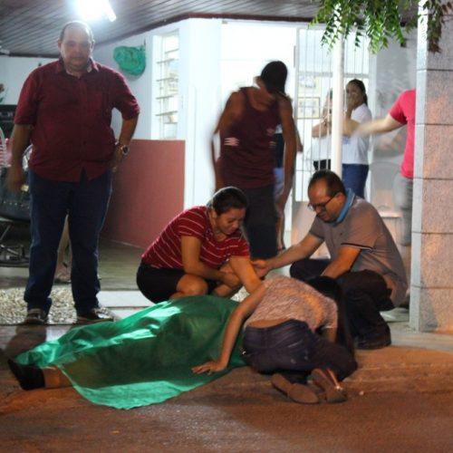 'Ele levou um tiro na frente da minha mãe', diz filha de aposentado morto enquanto tocava flauta no Piauí