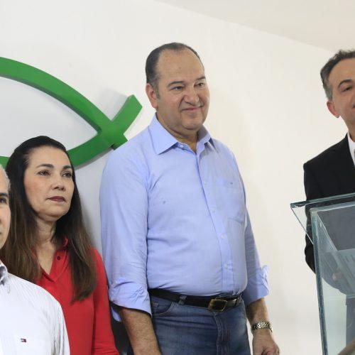PSC inaugura nova sede no Piauí e faz filiação de Valter Alencar