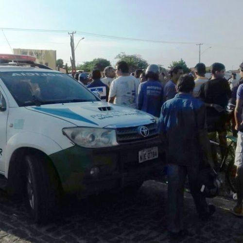 Mototaxista é assassinado com seis tiros no interior do Piauí