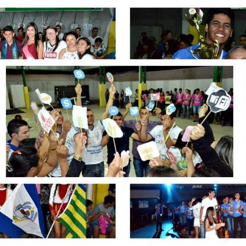 Gincasa Cultural, desfile e festa, movimentam II Festival Estudantil do ASA, em Alegrete do Piauí. Veja fotos!