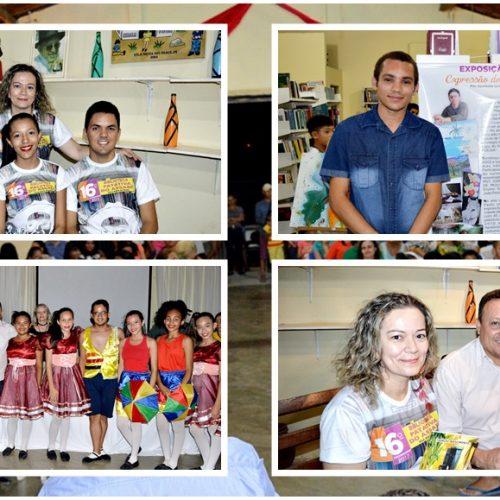 VILA NOVA | Biblioteca Patativa do Assaré comemora 16 anos com grande evento cultural. Veja fotos!