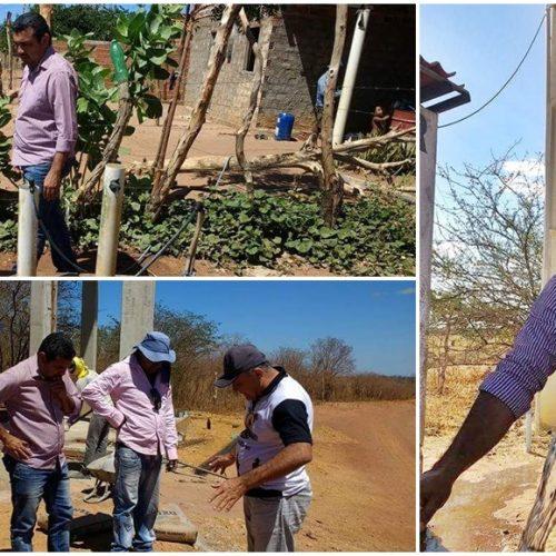 Prefeitura recupera poço tubular na zona rural de Jaicós e garante segurança hídrica