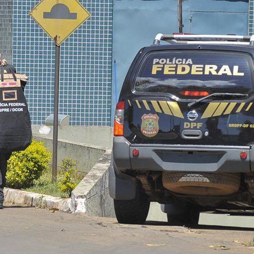 PF cumpre 9 prisões no Piauí e Ceará contra quadrilha que atua em 171 cidades