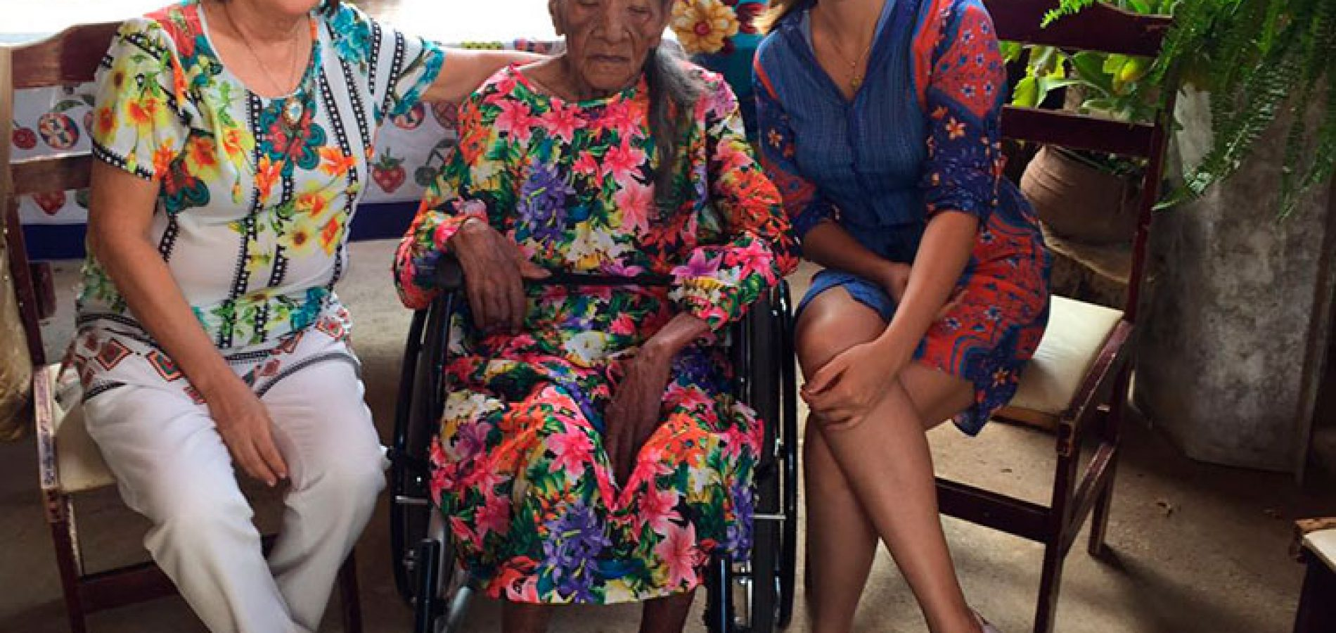 Piauiense de 114 anos pode ser considerada a mulher mais idosa do Brasil