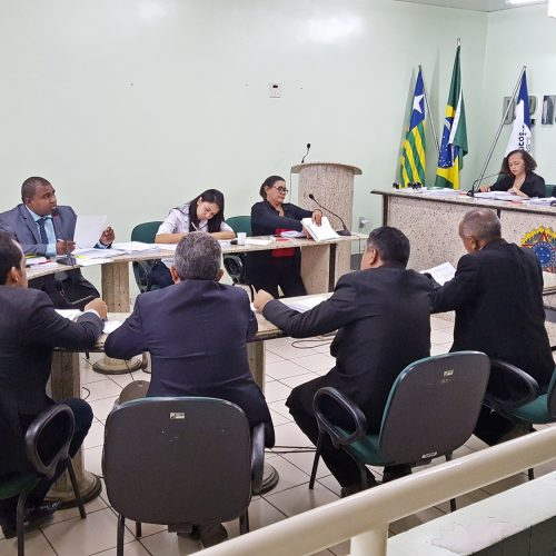 Câmara Municipal de Jaicós divulga pauta da sessão desta sexta-feira (29)