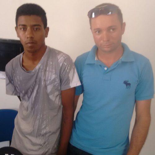 Suspeitos de praticar assaltos em Alagoinha, Vila Nova, São Julião e Campo Grande são presos pela polícia