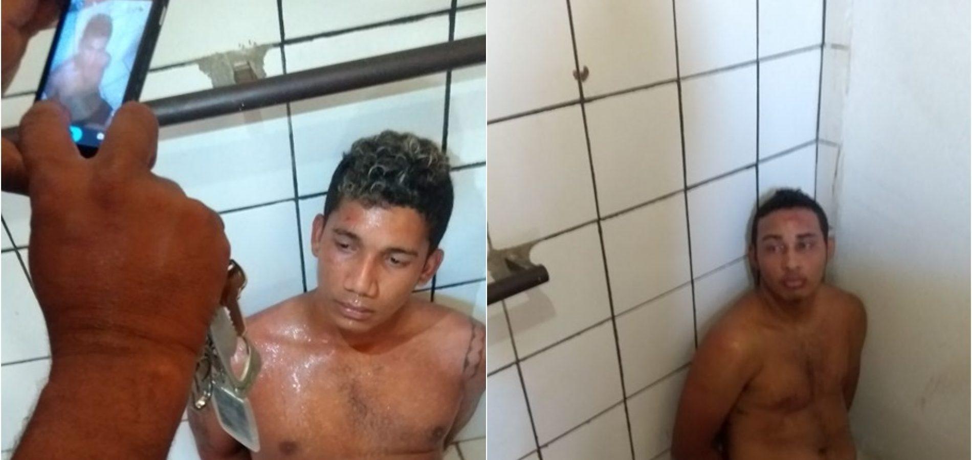 Subtenente da PM do Piauí é vítima de sequestro relâmpago