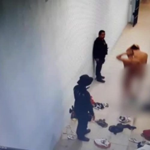 Presos do Piauí passam mais de 24h sem comer, são agredidos e obrigados a ficar nus