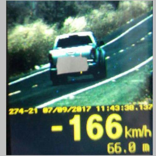Operação da PRF registra 16 acidentes e flagra 933 veículos com excesso de velocidade