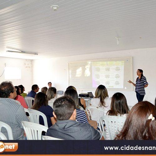 Jaicós sedia formação do Programa Nacional de alimentação Escolar-PNAE