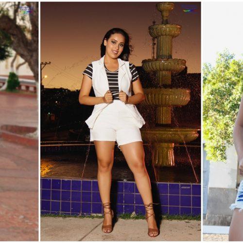 Raphaela Loiola veste looks da 'Sensual Modas' e mostra beleza em ensaio