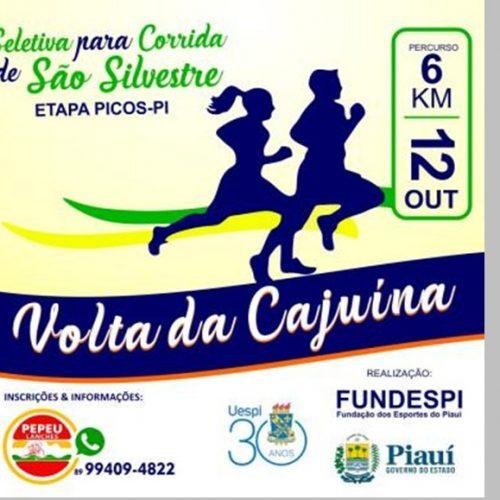 Seletiva para a Corrida de São Silvestre acontecerá em Picos