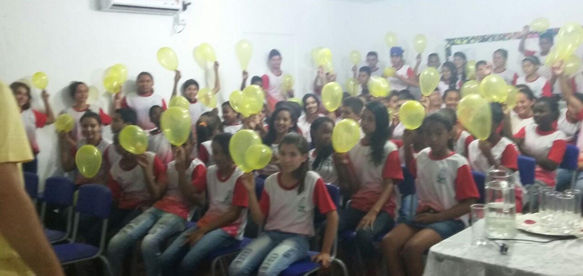 PADRE MARCOS | Campanha Setembro Amarelo realiza semana de atividades pela valorização da vida