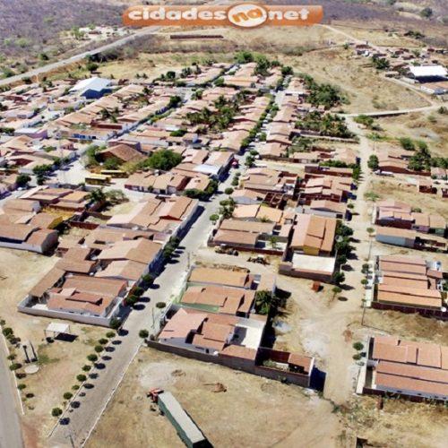 Veja fotos aéreas da cidade de Francisco Macedo- PI