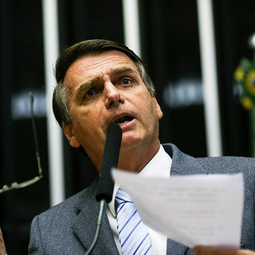 Bolsonaro será candidato à Presidência pelo PSL
