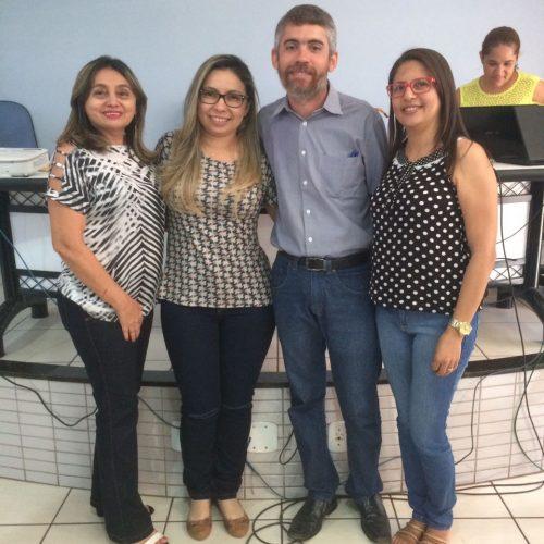 Equipe da educação de Campo Grande do Piauí participa de formação da Undime em Picos