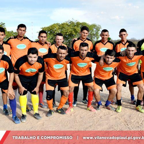 De goleada, Lagoa do Provisio vence Meninos da Vila na rodada do Campeonato de Futebol em Vila Nova do PI