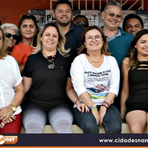 Secretária e supervisora da Educação de Fronteiras viajam a Recife para participarem de Seminário Internacional de Avaliação