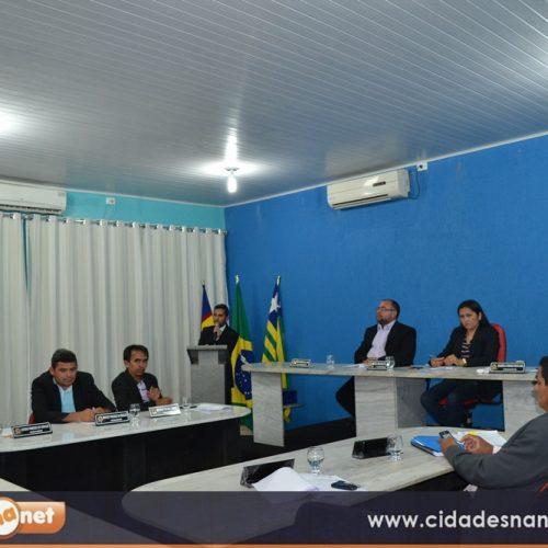 Câmara Municipal de Padre Marcos aprova  dois  Projetos e  quatro Requerimentos