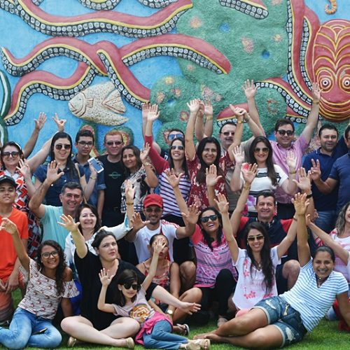 Grupo de Padre Marcos realiza viagem cultural e turística para comemorar o Dia do Professor