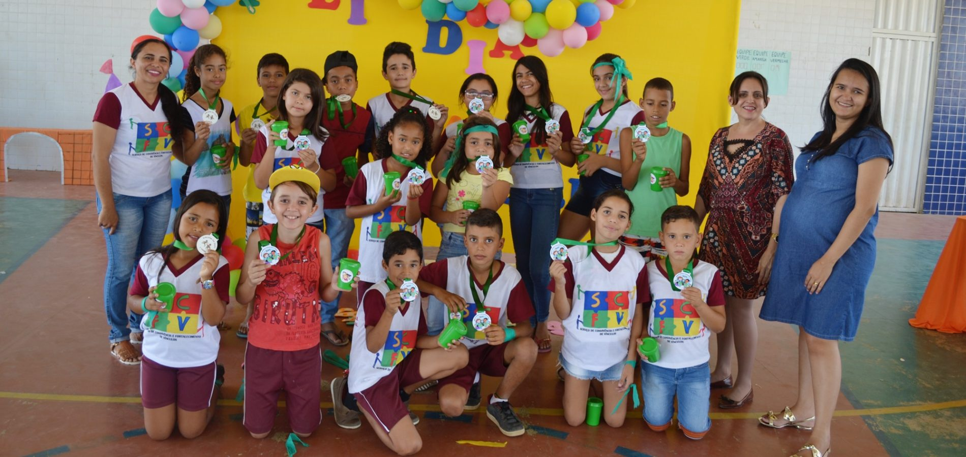 BELÉM | Social comemora Dia das Crianças com gincana de fortalecimento de vínculos