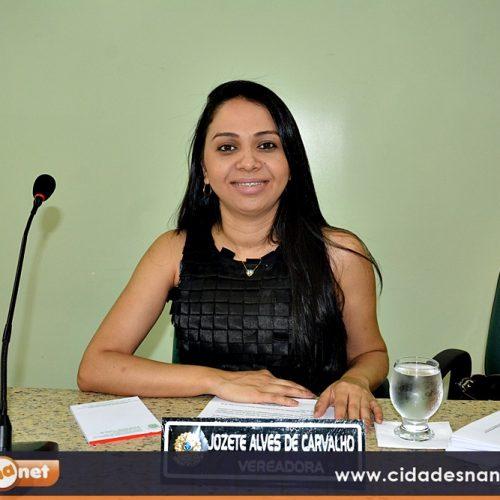 Vereadora quer redutor de velocidade na entrada do povoado Várzea Queimada para evitar acidentes na BR 407