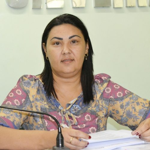 JAICÓS | Após ser vítima de crime virtual, vereadora Francisca divulga nota de esclarecimento