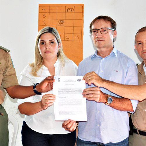 Programa de combate às drogas é lançado em Massapê do Piauí
