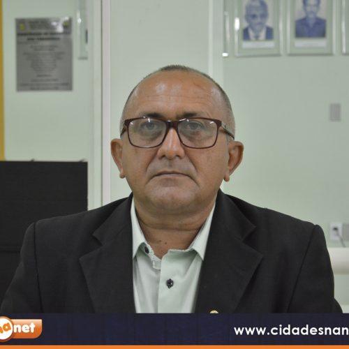 JAICÓS | Vereador Divino solicita construção de posto de saúde na localidade Caldeirãozinho