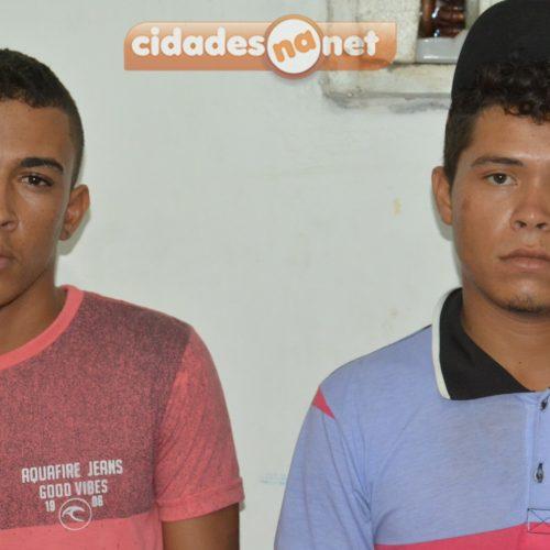 CAMPO GRANDE | Dupla é presa por furto em escola e objetos são recuperados