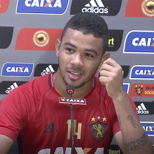 Atacante piauiense do Sport é detido por agressão em Recife
