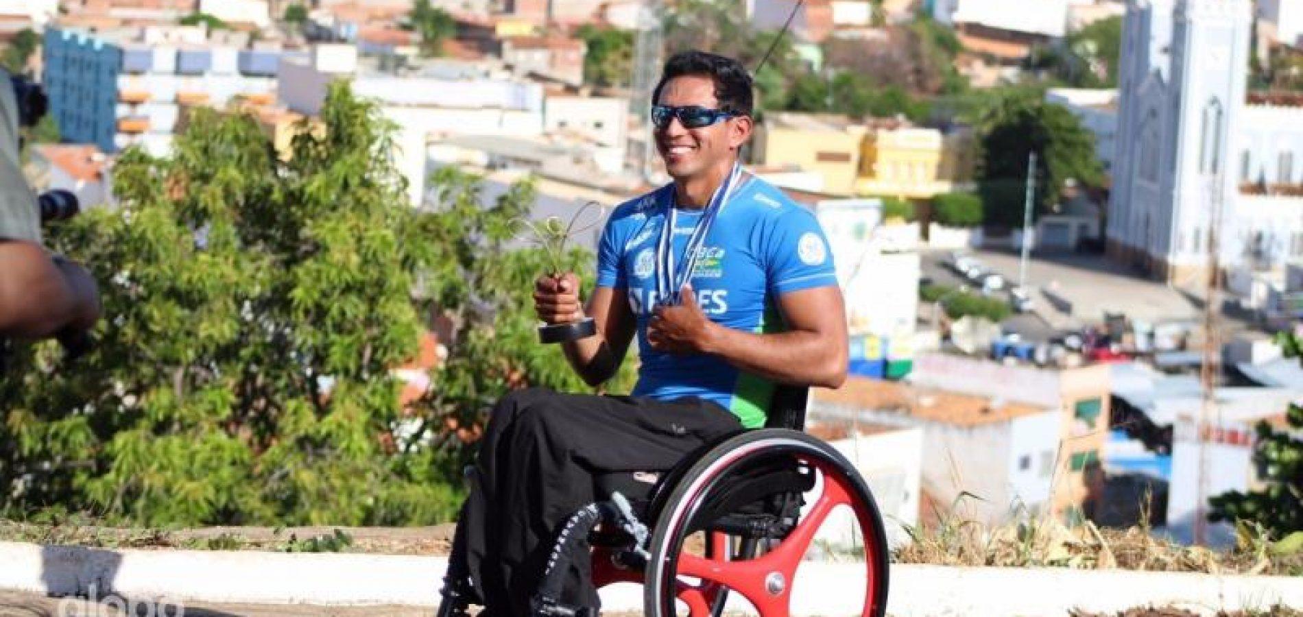 Picoense participará pela quarta vez do Pan-americano de Paracanoagem