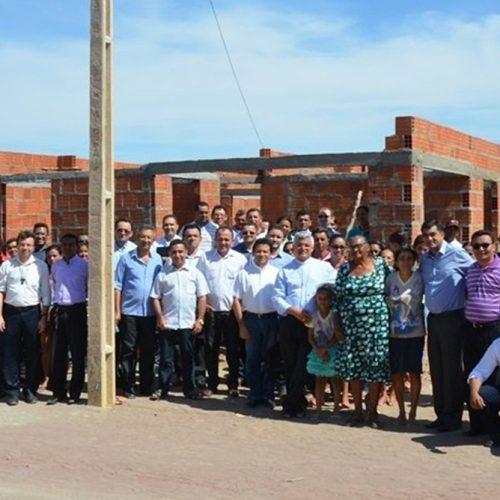 Clero da Diocese de Picos realiza Missão em comunidades de  Pio IX, Monsenhor Hipólito e  Francisco Santos